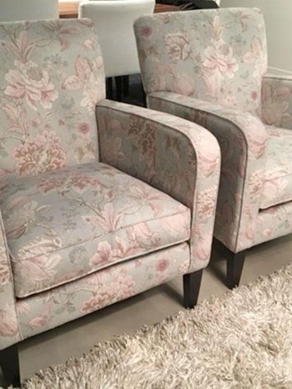 Belfast fauteuil showroommodel dazzling for Fauteuils uitverkoop