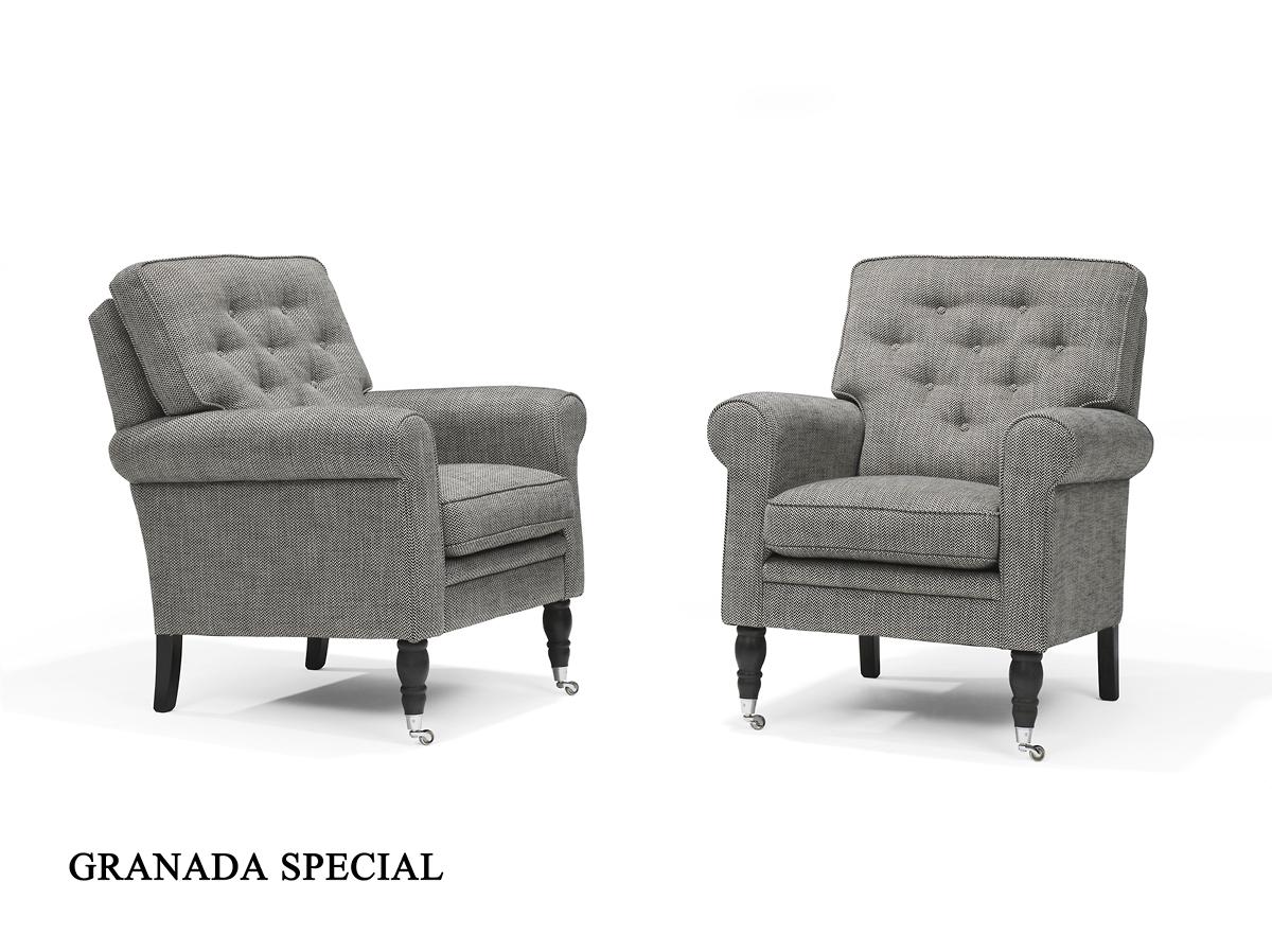 Dazzling granada special fauteuil