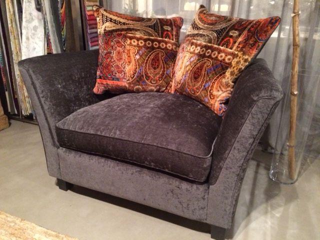 Dazzling santos fauteuil for Fauteuils uitverkoop