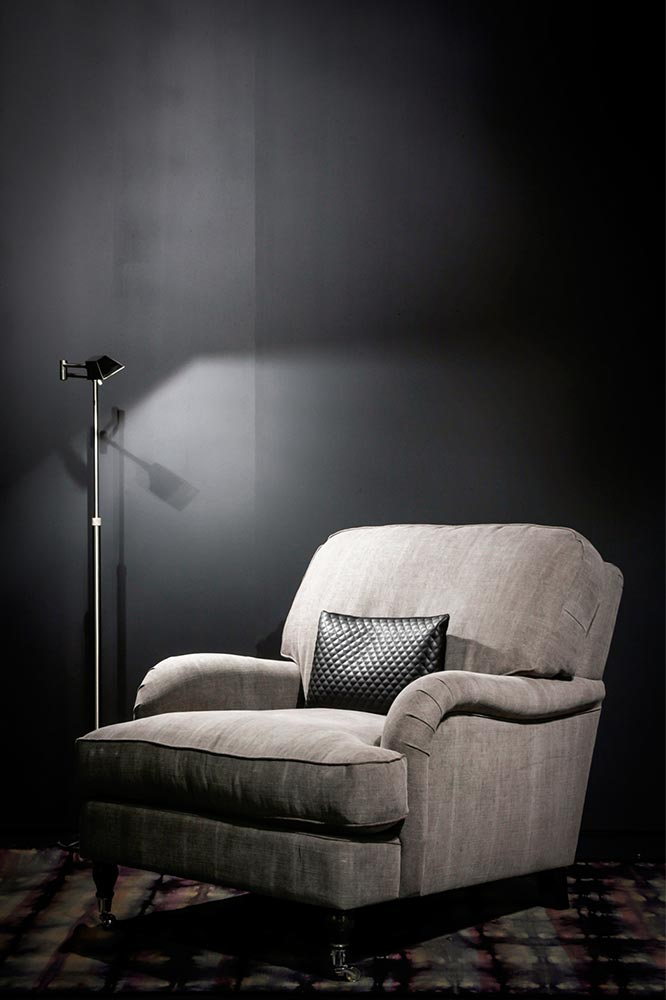 Dazzling tropical fauteuil for Luie stoel